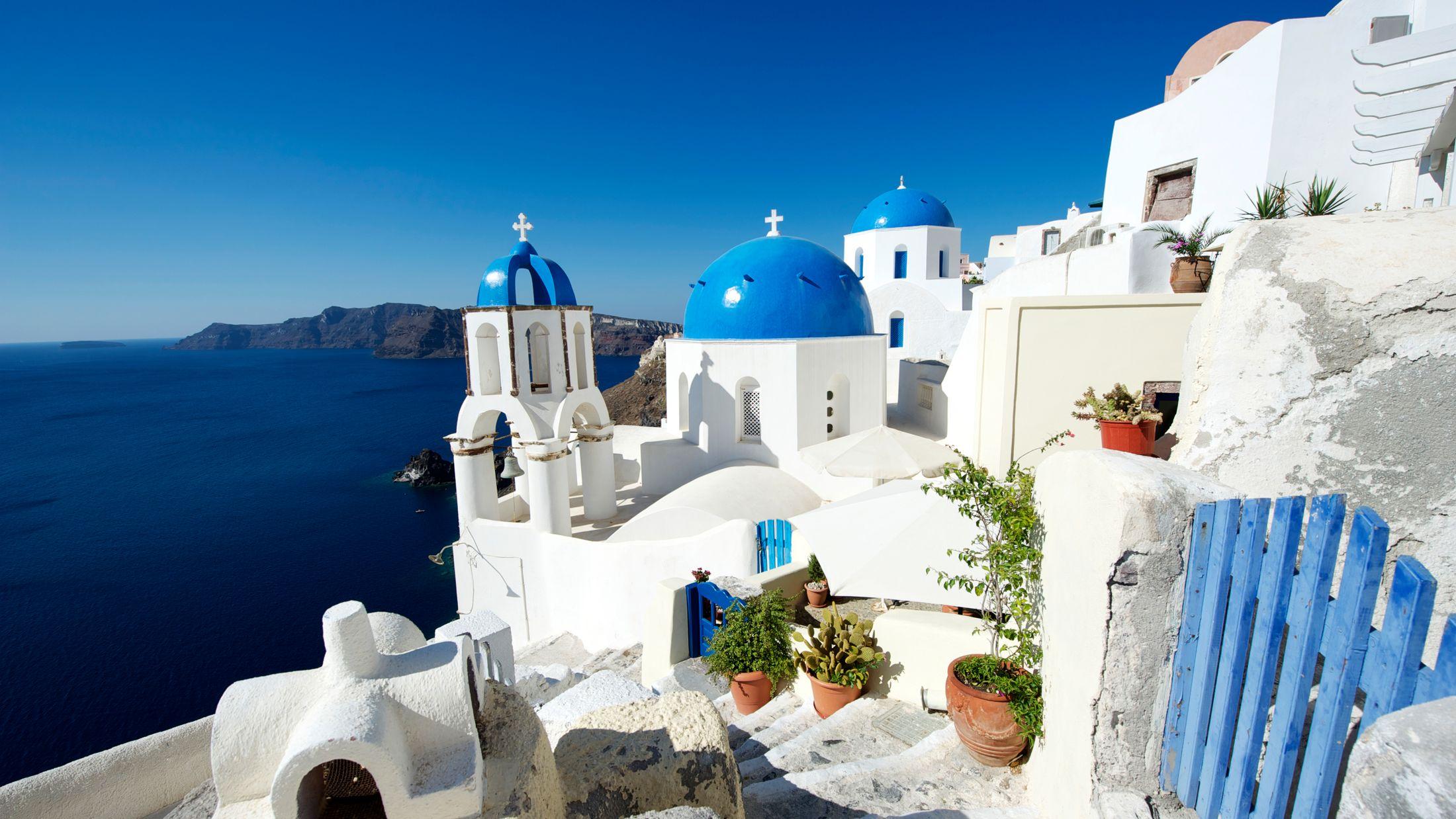 Best Island Beaches For Partying Mykonos St Barts: Luxury Santorini Holidays 2019/2020