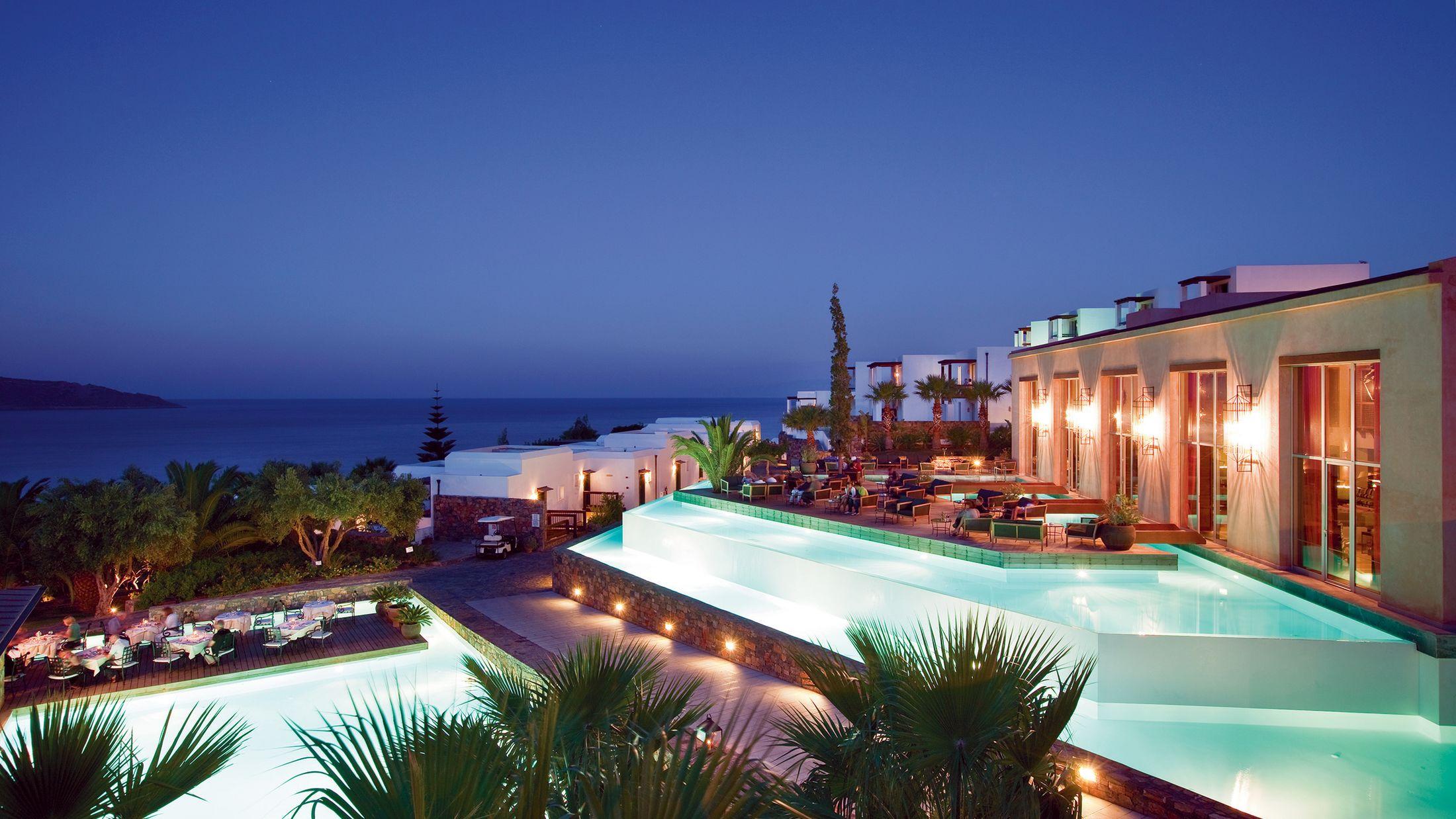 Luxury Hotels In Crete 2019 2020 Sovereign