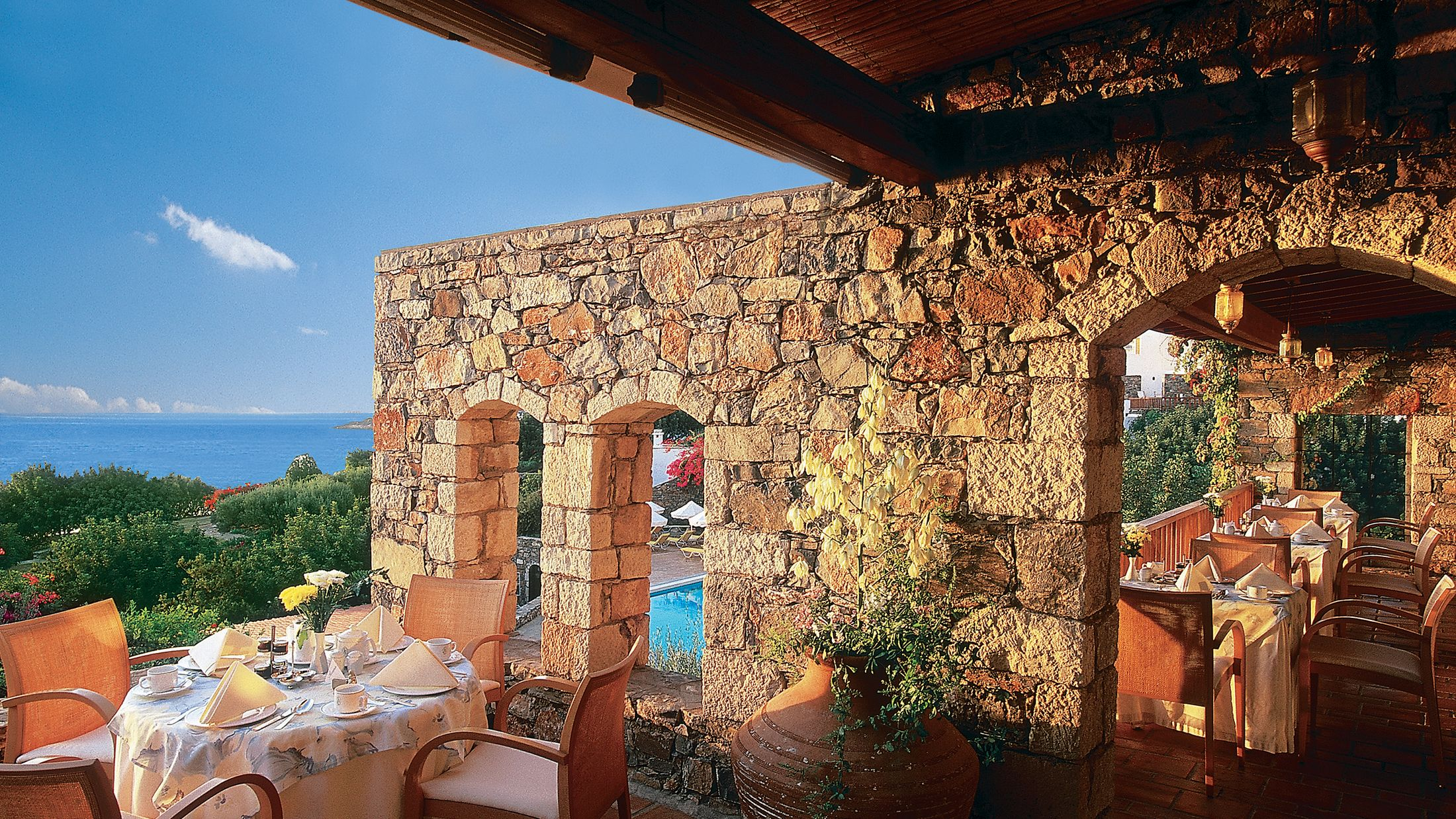 Elounda Mare Hotel Relais And Chateaux Crete Sovereign