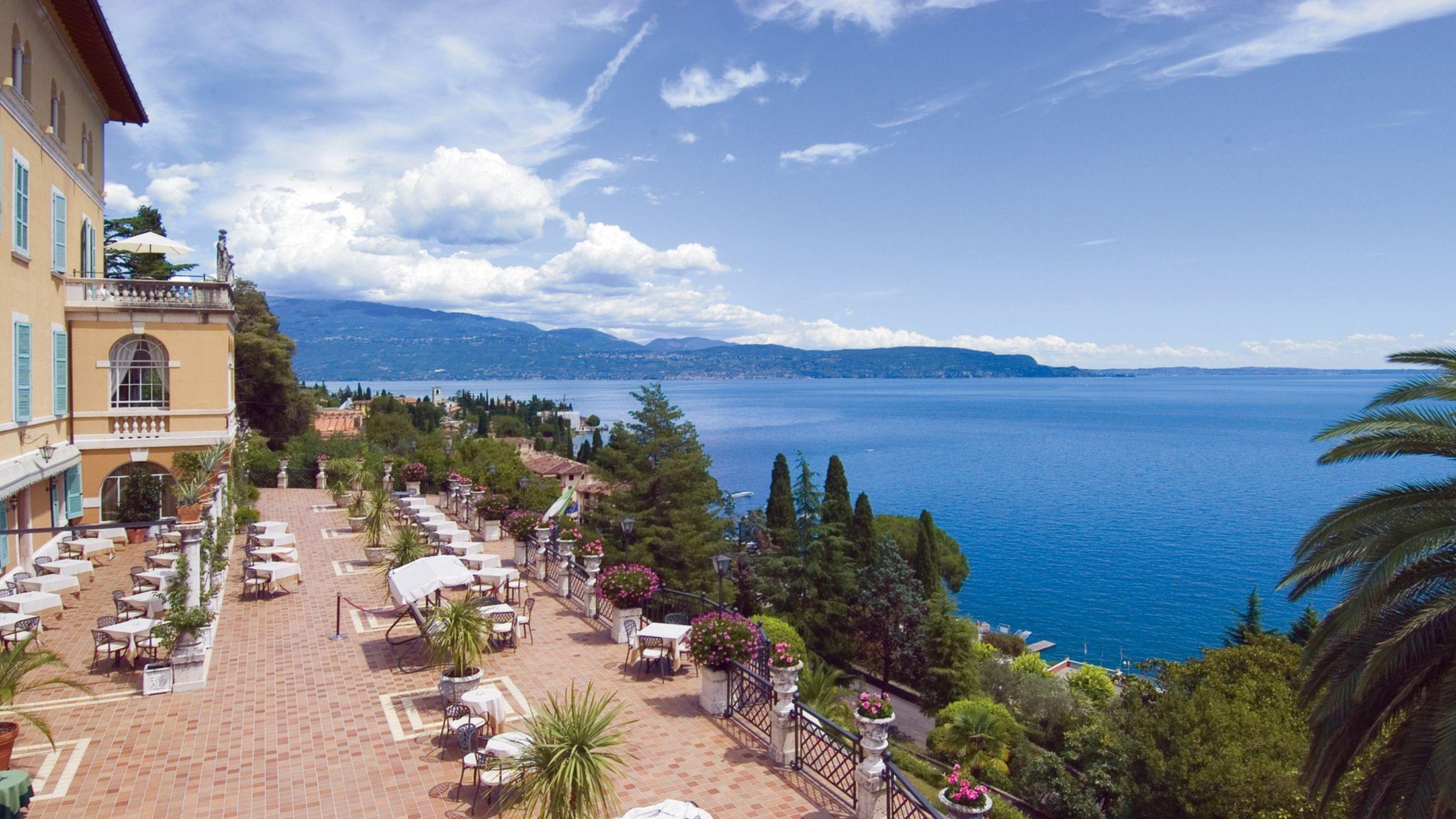 Hotel Villa Del Sogno  Hotel A Gardone Riviera