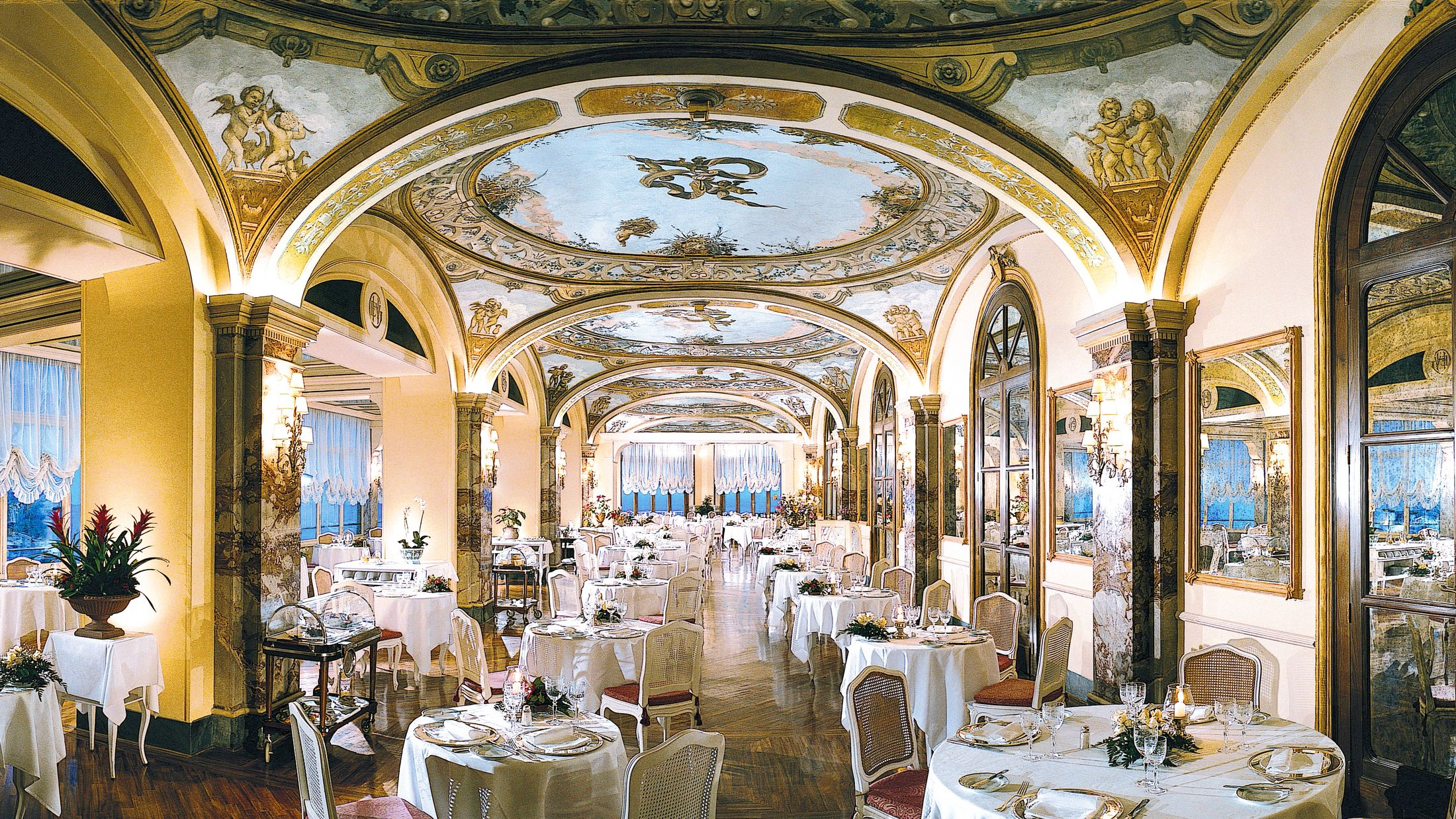 Grand Hotel Excelsior Vittoria Sorrento Italy Sovereign