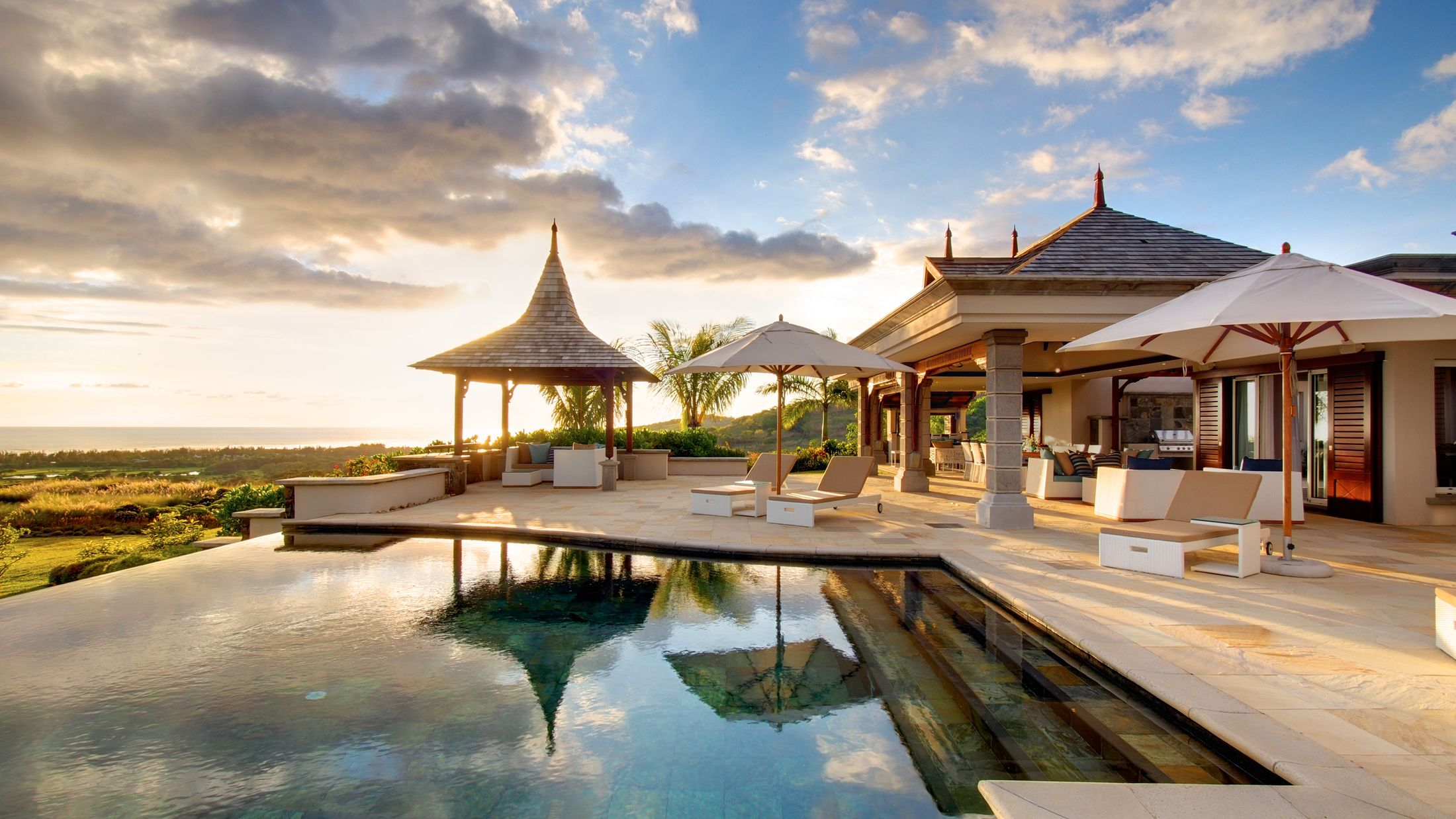 Heritage The Villas,Bel Ombre,Mauritius
