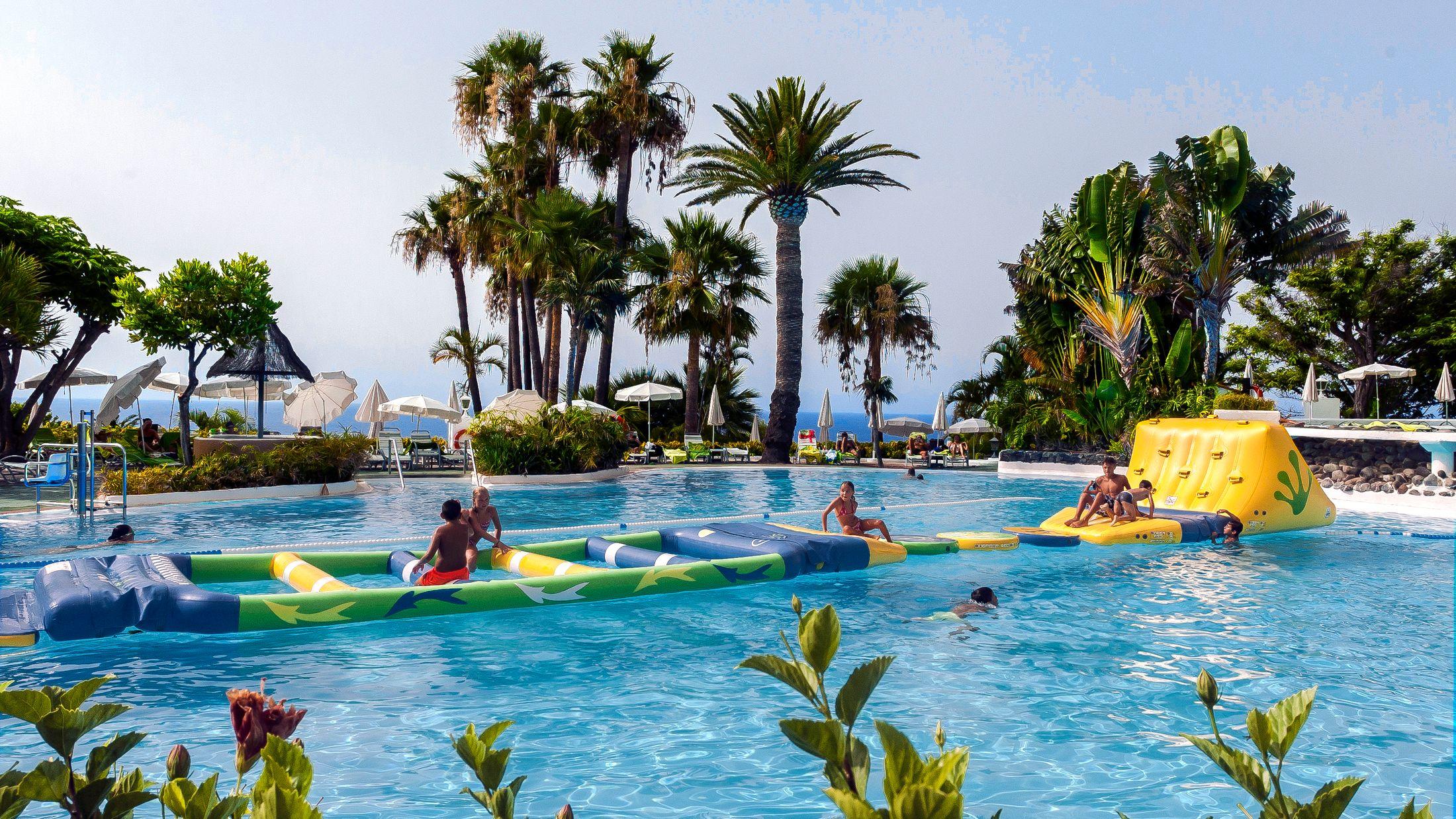 Hotel Jardin Tecina La Gomera Sovereign