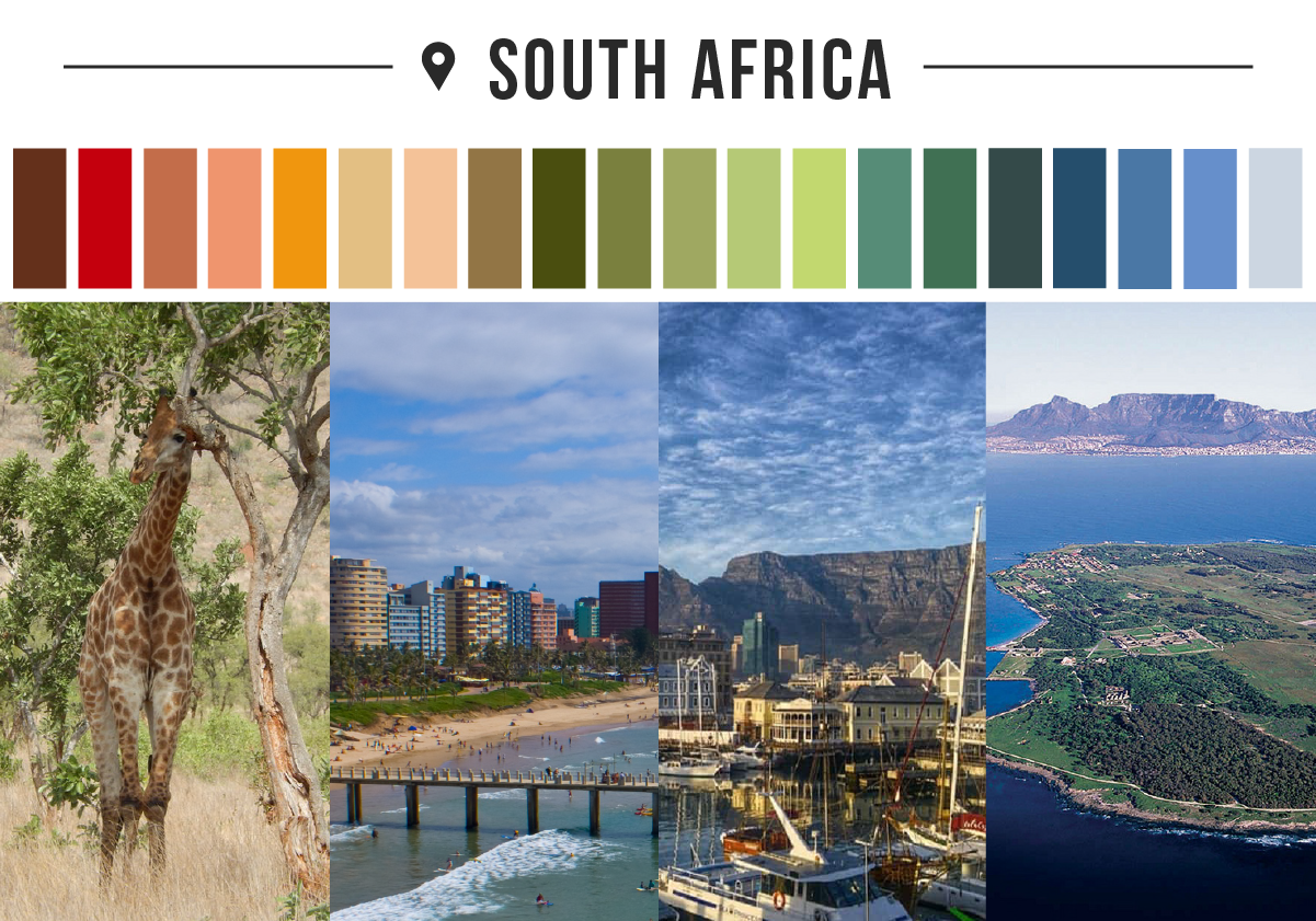 Country Colourscapes | Sovereign